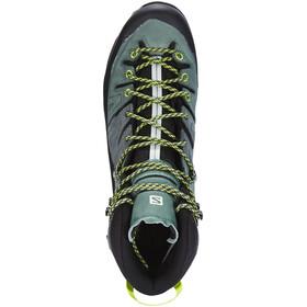 Salomon X Alp High LTR GTX - Chaussures Homme - vert
